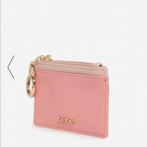 New! Bebe Karina credit card case